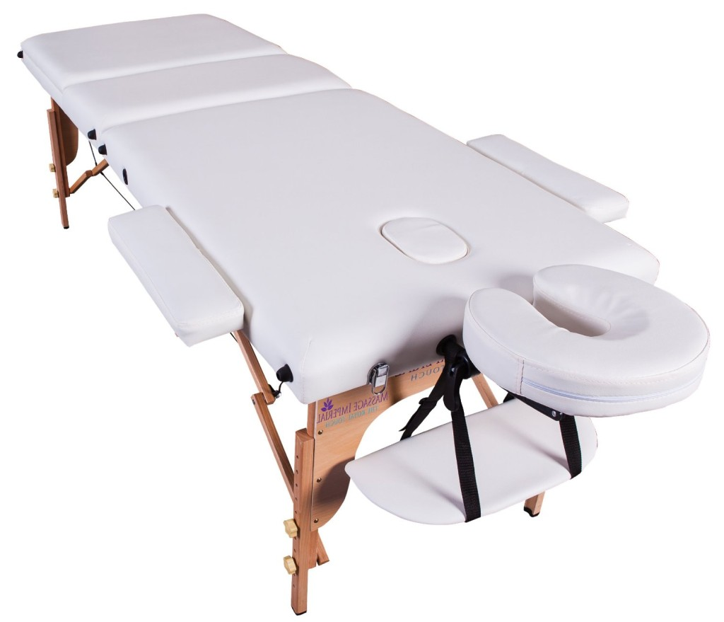 table de massage massage imperial 3 pièces