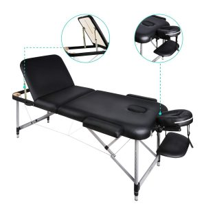 table de massage Naipo Aluminium